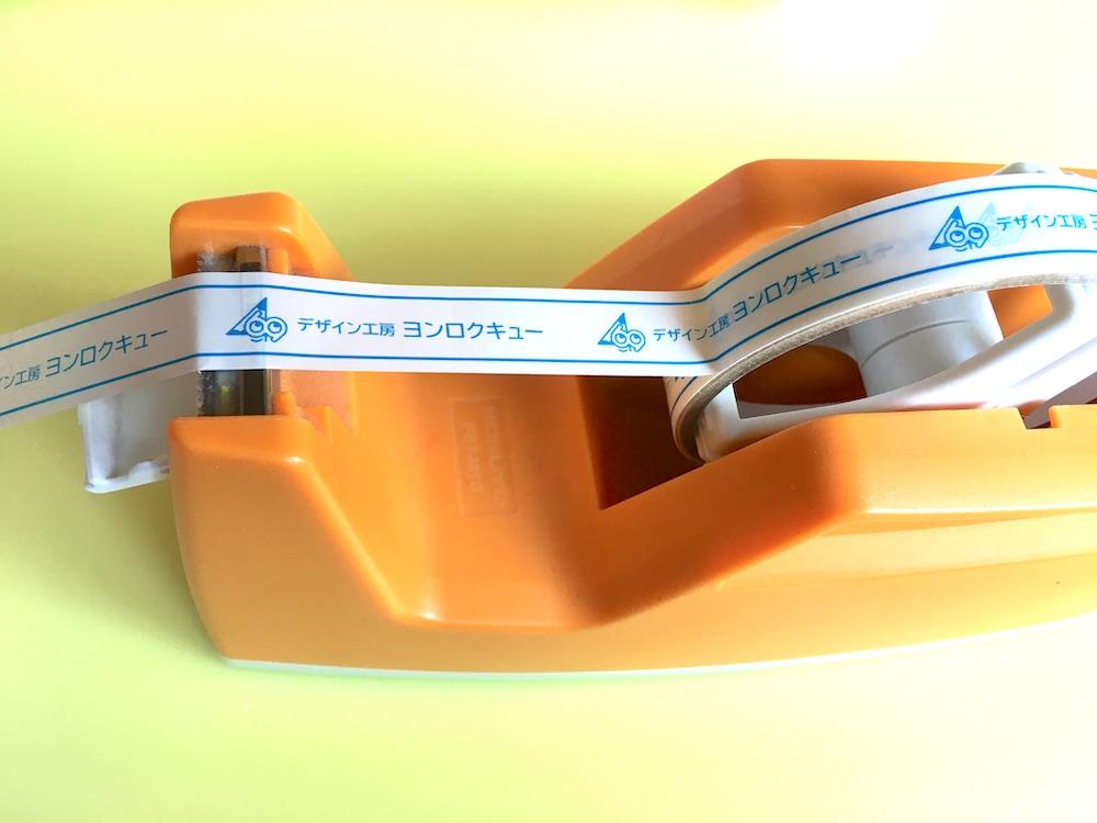 WAVEのオリジナルテープ