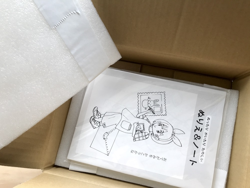 ウイルダイレクトの梱包